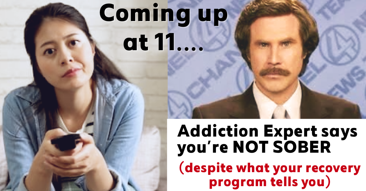 Nobody is Truly Sober – Bringing Addiction Recovery Out of the Dark Ages